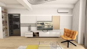 Design interior apartament 3 camere Unirii