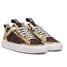 P448 Size Chart P448 Soho Sequin Leather Sneaker