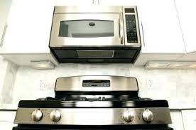 range hood menards microwave range hood step 1 microwave range hood stainless steel range hood menards
