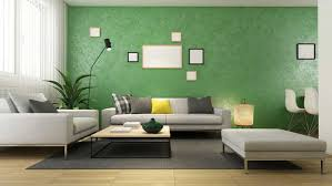 5 decorating tips for feature walls bt green wallpaper for living room