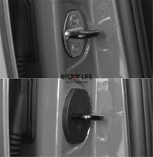 car door latch striker. Car Door Limiting Stopper Lock Striker Cover Case Caps For Skoda Octavia Fabia Superb Rapid Yeti Latch