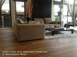 this type of flooring acts as a strong subsute to traditional laminate and parquet flooring