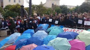 Flashmob a Foggia nella giornata dei diritti dei bambini Unicef