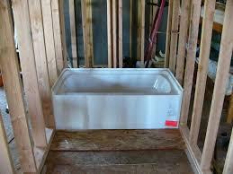 a tissue box cereal box and box help explain why you can t turn a 60 bathtub in a 60 bathroom