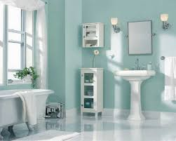 best paint color for small bathroomBest paint colors for small bathrooms with blue wall paint ideas
