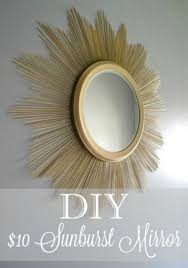 Diy Mirror Projects 18 Creative Dollar Store Home Decorating Ideas Dollar Store Crafts