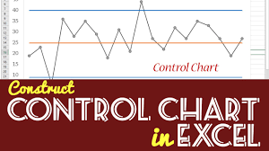 How To Construct A Control Chart In Excel