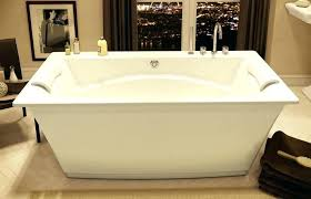 luxueux maax freestanding tub