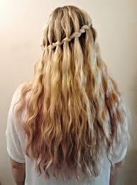 Hairstyle Waterfall waterfall braid hair styles 4729 by stevesalt.us