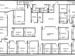 Office Floor Plan With Open Office Floor Plan Layout Office Office Floor Plan Maker