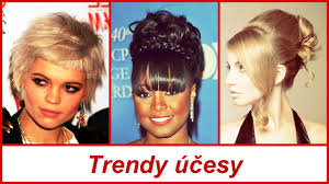 Trendy účesy