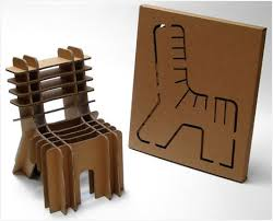 foldable cardboard furniture. Folding Chairs For Boats » Buy Flat Pack Furniture Eco Friendly Cardboard Chair Designs Foldable .