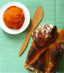 Aus Valentinas Küche: Tomaten Ingwer Butter