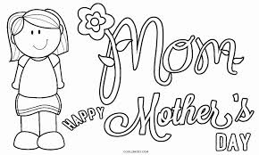 Whichever one they choose, mom is sure to love it. Free Printable Mothers Day Coloring Pages For Kids
