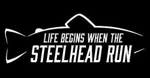 Image result for a float for steelhead river fishing pics