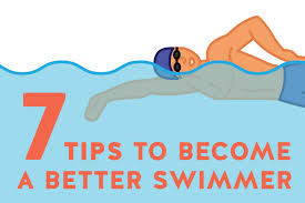 tips to become a better swimmer com