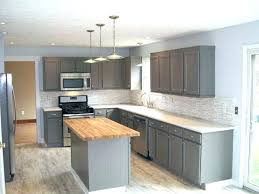 cabinet door flat panel. Flat Panel Kitchen Cabinets For Door Farmhouse Cottage Reveal . Cabinet