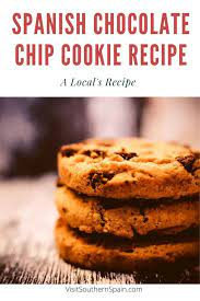 See 4 authoritative translations of chocolate chip cookie recipe in spanish with example sentences and audio pronunciations. Spanish Chocolate Chip Cookies Ultimate Recipe