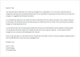 Personal Reference Letter Template In Word Format Moontex Co