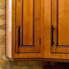cabinet edge trim light rail cabinet molding kitchen cabinet door edge trim
