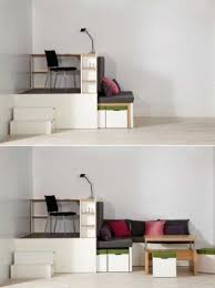 multi use furniture. swedish furniture maker matroshka creates this amazing 4in1 the multi use s