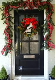 how to hang garland around front doordoor how to hang a garland around the door Ez Garland Hanger