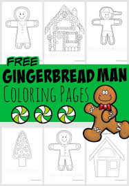 520x350 coloring pages for kindergarten free free printable kids colouring. Free Gingerbread Coloring Sheets For Kids