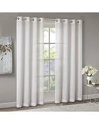 white sheer panels.  Panels Sheer Curtains For Bedroom Modern Contemporary Grommet White  Living Room  Trinity Intended Panels T