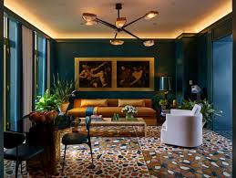 Tour The  Kips Bay Decorator Show House Architectural Digest - Show homes interior design