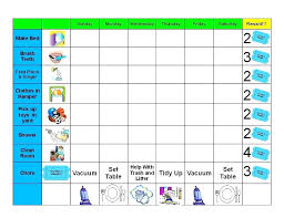 Sticker Charts For Preschoolers Sample Star Chart Template Sticker Charts For Kids Free Printable