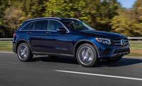 2016 Mercedes-Benz GLC300 First Drive | Review | Car and Driver