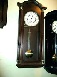 chime clocks for chiming mantel uk wall clock with pendulum movement instructions