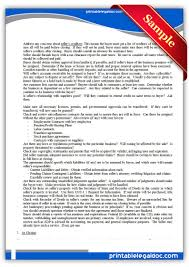 Free Printable Asset Purchase Agreement | Sample Printable Legal ...