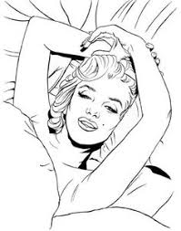Small Picture coloring pages marilyn monroe Cutare Google T factory