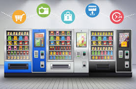 How To Put Vending Machines In Stores Delectable Smart Vending Machines O48O Automated Convenience Stores VIA