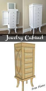 Diy Jewelry Cabinet 25 Best Ideas About Jewelry Cabinet On Pinterest Hidden Jewelry