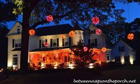 outdoor halloween lighting. Halloween String Lights Outdoor Lighting