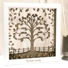 wooden tree wall art 3 gallery family carved of life uk w