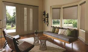 how to choose shades for patio doors