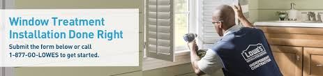 Blinds Installation At The Home DepotWindow Blinds Installation Services