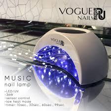 Купить музыкальная <b>лампа</b> music nail <b>lamp</b> vogue nails в ...