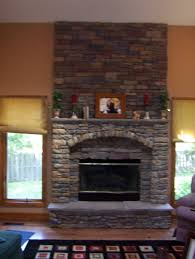 full size of uncategorized great stone on fireplace install stone veneers over old brick fireplace