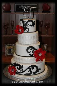 beautiful white and red wedding cakes. Simple And Here Is A Truly Beautiful Cake We Made Couple Of Weeks Ago I Was Very  Pleased With It And So The Bride Wedding At Moorings Club In Vero Beach In Beautiful White And Red Cakes W