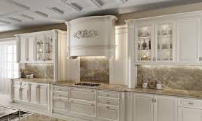 Interiors For Kitchen Classic Kitchen Wooden Lacquered Daphne Legno Casta Diva