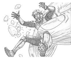 Small Picture Ant Man 18 Superheroes Printable coloring pages