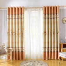 Curtain Designs And Colors 2019 2018 New Europe Tulip Design And Colour Curtains For Bedroom Living Room Children Room Luxury Elegant Thick Window Curtains From Kunnylight