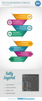 Free Infographics Templates Infographic Psd Template Under Fontanacountryinn Com
