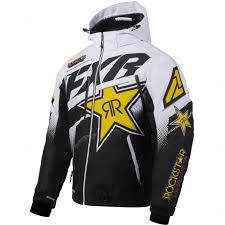 Fxr Racing F20 Boost Fx Rockstar Mens Snowmobile Jackets