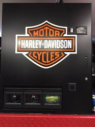 Harley Davidson Vending Machine Inspiration NO RESERVE HARLEY DAVIDSON WALL MOUNT VENDING MACHINE For Sale