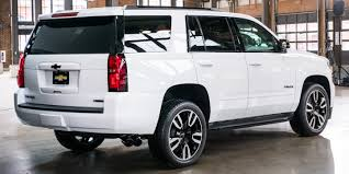 2018 chevrolet rst. plain rst kudos to chevrolet for finally offering a true performance package with the  tahoe itu0027s going be game changer in suv market to 2018 chevrolet rst